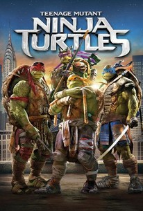 Teenage Mutant Ninja Turtles 2014  Rotten Tomatoes