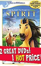 Spirit: Stallion of the Cimarron/The Road to El Dorado