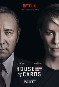 House Of Cards Rotten Tomatoes