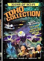Icons of Science Fiction: Toho Collection