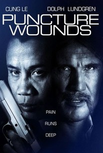 Puncture Wounds (A Certain Justice)