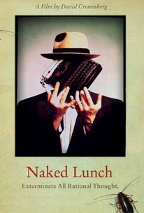 naked lunch characters
