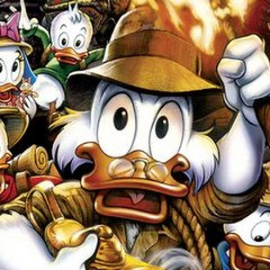 DuckTales: The Movie - Treasure of the Lost Lamp (1990) - Rotten ...