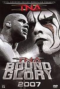 TNA Wrestling - Bound For Glory 2007