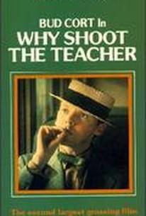 Why Shoot the Teacher?