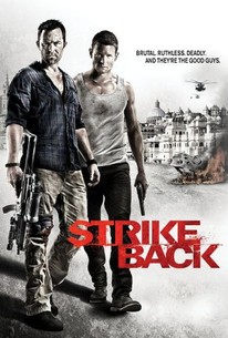 Strike Back Project Dawn Rotten Tomatoes