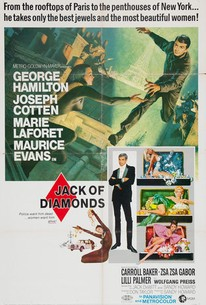 Jack of Diamonds, (Der Diamantenprinz)