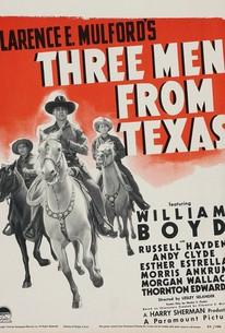 Three Men from Texas