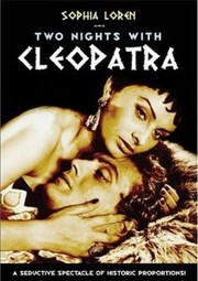 Due notti con Cleopatra (Two Nights with Cleopatra)