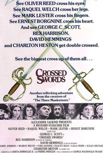 Crossed Swords (The Prince and the Pauper)