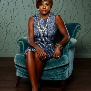 <em>How to Get Away With Murder</em>: Season One<br>Pictured: Viola Davis as Professor Annalise Keating.