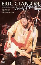 Eric Clapton - Live at Montreux 1986