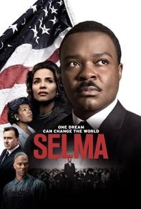 Selma movie poster