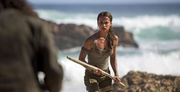 Tomb Raider 2018 Rotten Tomatoes