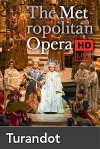 The Metropolitan Opera: Turandot
