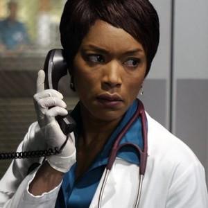 Angela Bassett as Dr. Cate Banfield