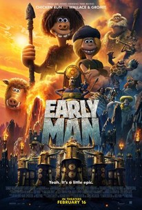 Early Man 2018 Rotten Tomatoes
