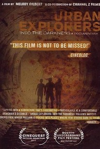 Urban Explorers: Into the Darkness