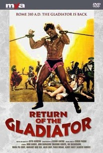 Return of the Gladiator