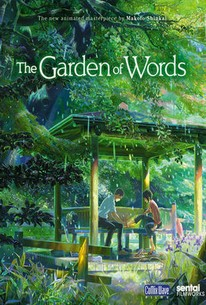 Koto no ha no niwa (Garden of Words)