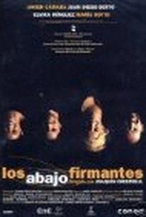 With George Bush on My Mind (Los Abajo firmantes)