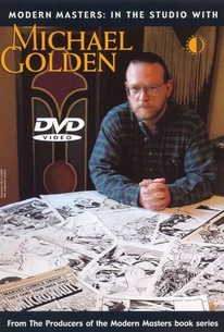 Modern Masters: In Studio with Michael Golden