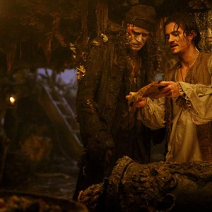Pirates of the Caribbean: Dead Man's Chest (2006) - Rotten
