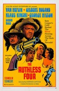 The Ruthless Four (Ognuno per s�) (The Goldseekers ) (Sam Cooper's Gold )
