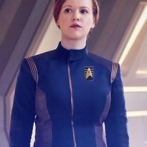 Mary Wiseman as Cadet Sylvia Tilly
