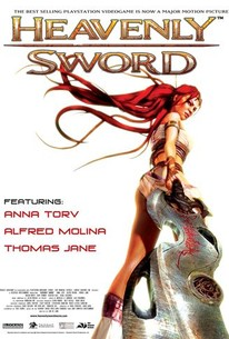 Heavenly Sword 2014 Rotten Tomatoes