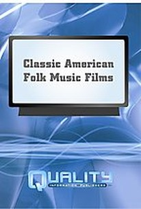 Classic American Folk Music Films -1940s -1950s Historic Folk life, Folksongs, Folk Dance, Traditional Country & Bluegrass Music Historical Films Featuring Peter Seeger Playing The Banjo