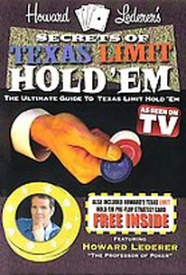 Howard Lederer - Secrets of Texas Limit Hold 'Em