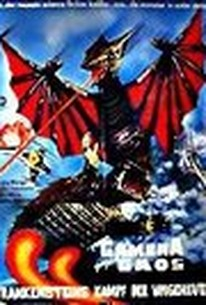 Daikaijû kuchu kessan: Gamera tai Gyaosu (Gamera vs. Gyaos)(Return of the Giant Monsters)