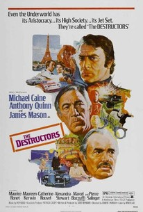 The Marseille Contract (The Destructors)