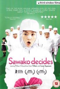 Kawa no soko kara konnichi wa (Sawako Decides)