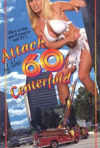 Attack of the 60 Foot Centerfold
