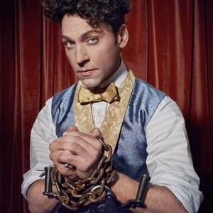 Michael Weston as Harry Houdini
