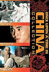 Once Upon a Time in China 1, 2 & 3