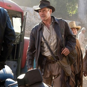 Indiana Jones and the Kingdom of the Crystal Skull (2008
