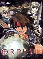 Orphen - Vol. 1: Spell of the Dragon