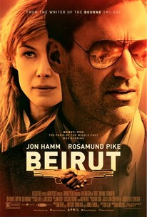 Beirut 2018 Rotten Tomatoes