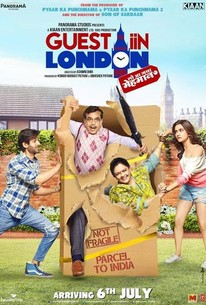 Guest iin London (2017) - Rotten Tomatoes