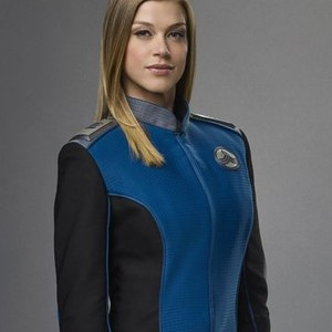 Adrianne Palicki as Commander Kelly Grayson