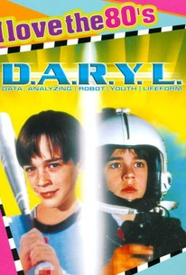D.A.R.Y.L. (1985) Rotten Tomatoes