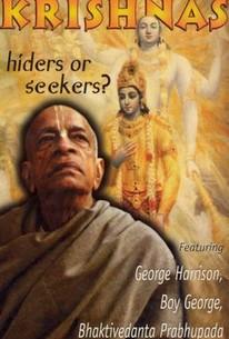 Hare Krishnas: Hiders or Seekers?