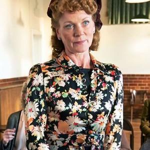 Samantha Bond as Frances Barden