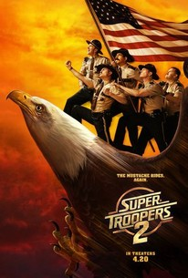 Super Troopers 2 2018 Rotten Tomatoes