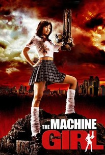 Kataude mashin gâru (The Machine Girl)