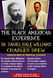 Dr Daniel Hale Williams Charles Drew