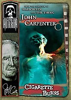 Masters of Horror - John Carpenter: Cigarette Burns